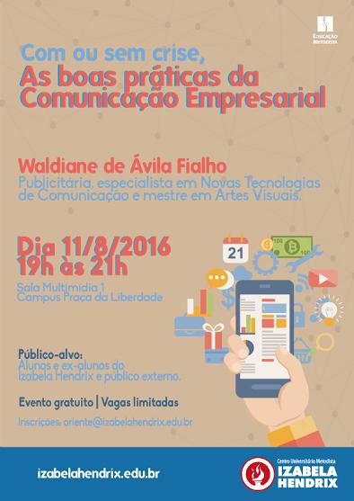 palestra sobre comunicação