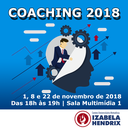 Abertas as inscrições para o Programa de Coaching 2018-2