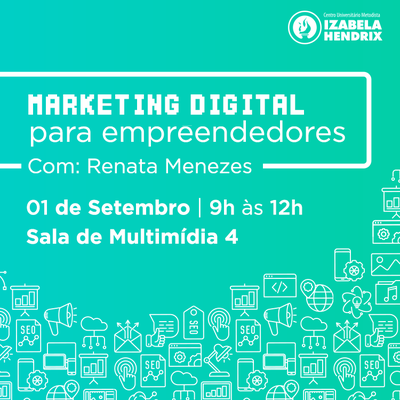 Administração e Contábeis oferecem minicurso de Marketing Digital