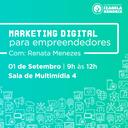 Administração e Contábeis oferecem minicurso de Marketing Digital