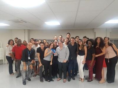 Alunos de Administração visitam Conselho Regional de Administração de Minas Gerais