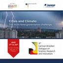 """Assessoria de Relações Internacionais convida para a nona edição on-line do Diálogo Brasil-Alemanha que terá como tema """"Cities and Climate – The Multi-level Governance Challenge"""""""