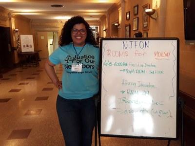 Egressa do Izabela participa do programa Global Mission Fellows