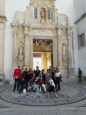 Intercâmbio em Portugal destaca estudos sobre Empreendedorismo Sustentável e Capital Intelectual