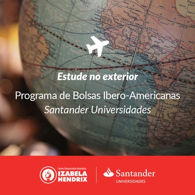Programa de Bolsas Ibero-Americanas está com inscrições abertas