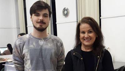 Aluno do Izabela é selecionado para Mestrado na UFMG