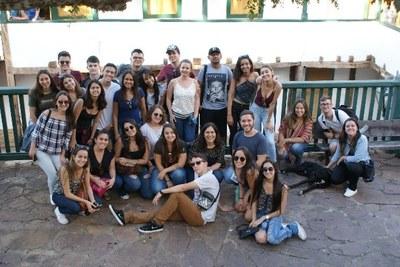 Alunos de Arquitetura e Urbanismo visitam Diamantina para conhecer história e cultura da cidade