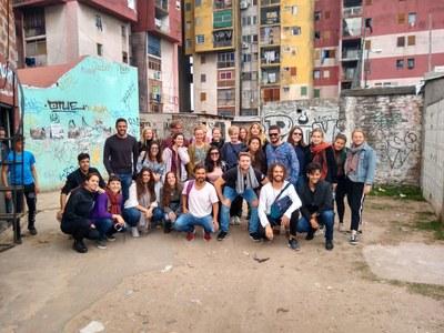 Alunos de Arquitetura participam de missão de estudos em Buenos Aires e Montevidéu