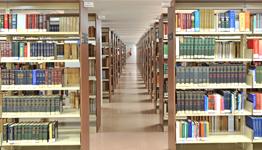 Nossa biblioteca está a disposição dos alunos