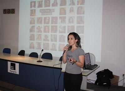 She's Tech e Izabela Hendrix promovem a inserção de mulheres no mundo da tecnologia