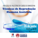 Biomedicina realiza palestra sobre reprodução humana assistida
