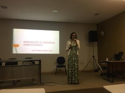 Curso de Biomedicina trata sobre abordagem teórico-prática da Citologia Ginecológica