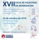 Izabela realiza XVII ciclo de palestras de Biomedicina