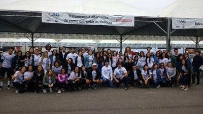 Ação Global divulga balanço final: confira como alunos do Izabela Hendrix participaram do projeto
