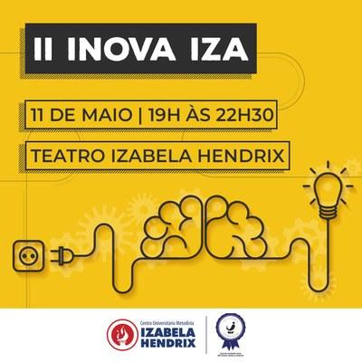 Segunda edição do Inova Iza já tem data marcada