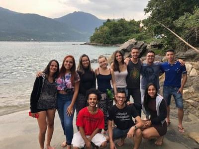 Alunos de Ciências Biológicas do Izabela participam de curso sobre Biologia Marinha