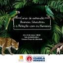 Animais silvestres e a relação com os humanos é tema de curso no Izabela Hendrix