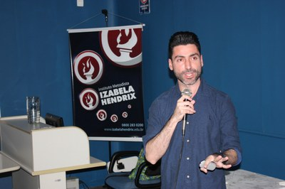 Biologia promove evento em parceira com ONG de proteção ambiental