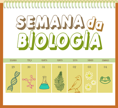 Curso de Ciências Biológicas promove a Semana da Biologia