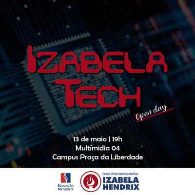 Cursos de tecnologia realizam 2ª edição do Izabela Tech Open Day