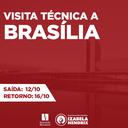 Curso de Direito organiza visita técnica a capital federal