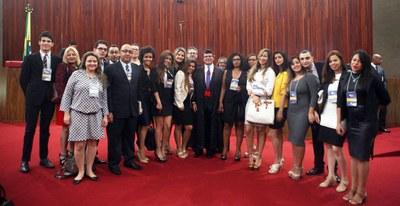Estudantes de Direito realizam visita técnica a Brasília