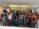 Izabela promove visita técnica ao IML para os alunos