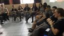 Projeto de Extensão Justiça pela Paz em Casa realiza visitas educativas