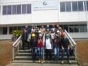 Alunos do Izabela Hendrix visitam Indústria metalúrgica em Sete Lagoas