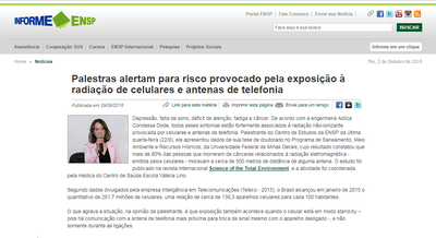 Professora e egressa do Izabela Hendrix são destaque em matéria da Fundação Oswaldo Cruz