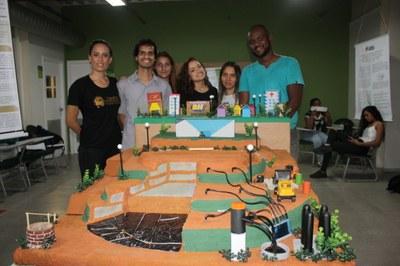 Expo Engenharias exibe trabalhos e proporciona desafios aos alunos