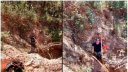 Recuperação de uma Voçoroca em Sabará