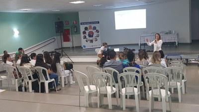 Fisioterapia participa de capacitação de profissionais da Prefeitura de Lagoa Santa