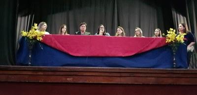 Curso de Fonoaudiologia realiza Aula Magna sobre empreendedorismo