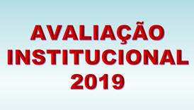 Confira os resultados gerais da Avaliação Institucional de 2019