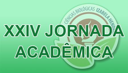 XXIV Jornada Acadêmica será realizada entre dias 28 e 30 de novembro