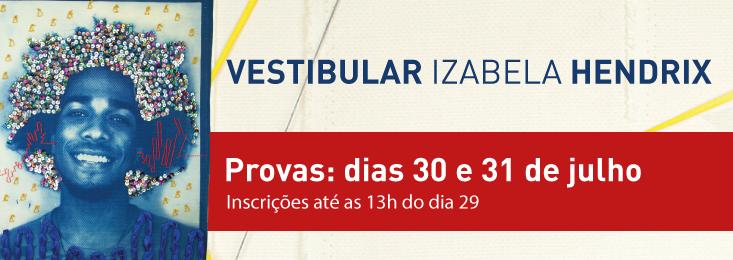 Banner - Vestibular 30 e 31/07/2016