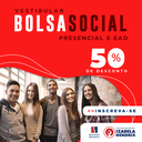 Izabela Hendrix inscreve para bolsas sociais de 50% em cursos presenciais e a distância
