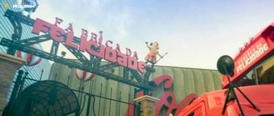 Cursos do Izabela Hendrix promovem visita à Fábrica da Felicidade