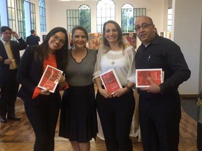 Docentes e alunos de Direito do Izabela publicam textos em livro colaborativo