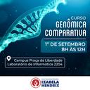 Estudo dos genomas é tema de curso no Izabela Hendrix