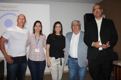 Aula magna de Enfermagem e Biomedicina discute segurança do paciente