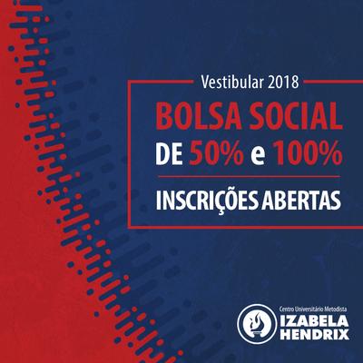 Bolsa Social Metodista está com inscrições abertas