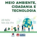Ciências Biológicas e Pedagogia participam de mostra sobre meio ambiente