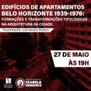 Curso de Arquitetura e Urbanismo promove palestra on-line