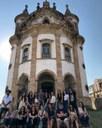 Curso de Arquitetura e Urbanismo realiza visita à cidade de Ouro Preto