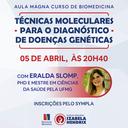Curso de Biomedicina promove Aula Magna