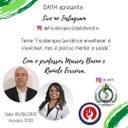 Curso de Fisioterapia promove palestra on-line
