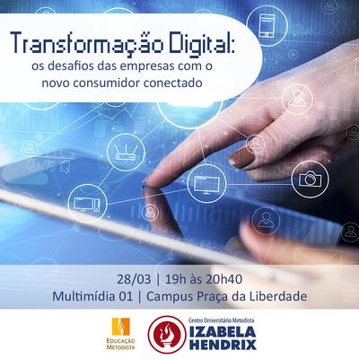 Cursos de Administração e Ciências Contábeis realizam minicurso sobre transformação digital