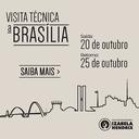 Direito e Arquitetura e Urbanismo promovem visita técnica a Brasília